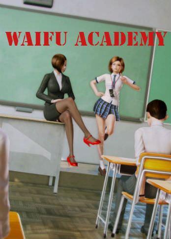 Скачать Waifu Academy