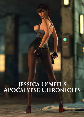 Скачать игру Jessica O'Neil's Apocalypse Chronicles