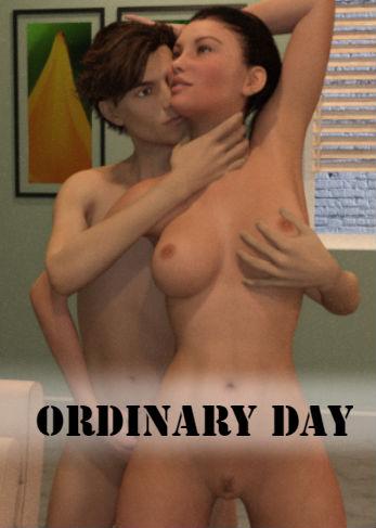 Скачать порно игру ORDINARY DAY