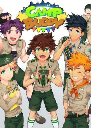 Скачать гей игру Camp Buddy