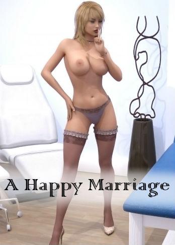 Скачать порно игру A Happy Marriage