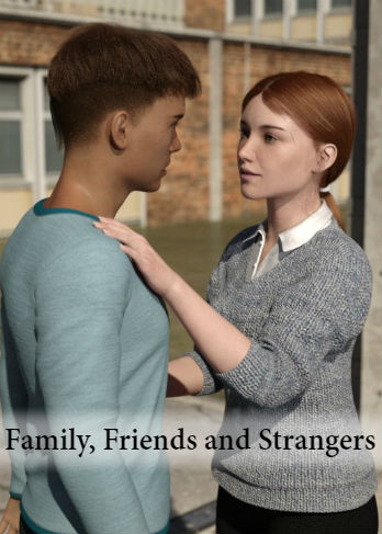 Скачать игруFamily Friends and Strangers