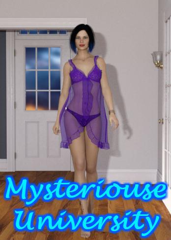 Скачать порно игру Mysteriouse University