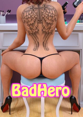 Скачать порно игру BadHero