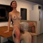 Скачать порно игру Midnight Ride