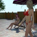 Скачать игру Summer With Mia