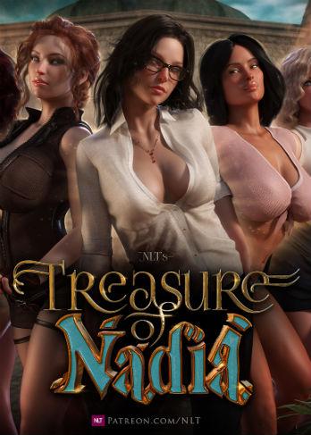 Скачать игру Treasure of Nadia